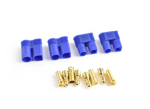 EC3 3.5mm Plug, Male and Female (2 Pair) TRC-0118