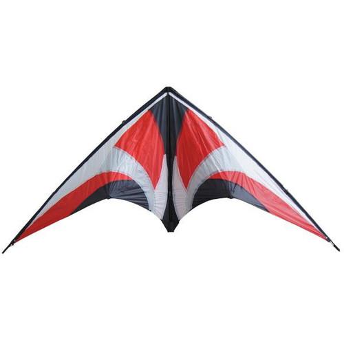 Kite Stunt Pro 1.8m Carbon Spars HT Twin Line HW-HDF-16
