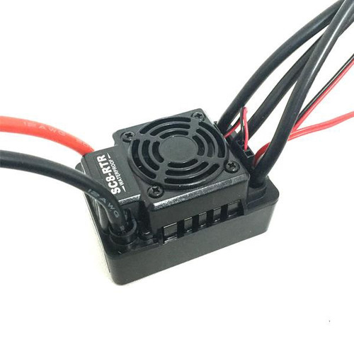 Sensorless Esc Car 120A Waterproof 2-4s HWR-E200