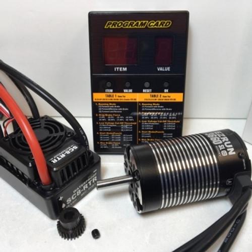 HW Brushless combo WP120AMP 4000KV HWAP120BL4000