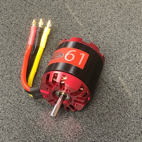 61 Brushless Motor RBBM61-1