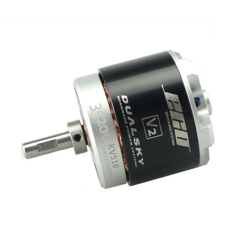 ECO-C V2 3520C Brushless Motor DSXM51669