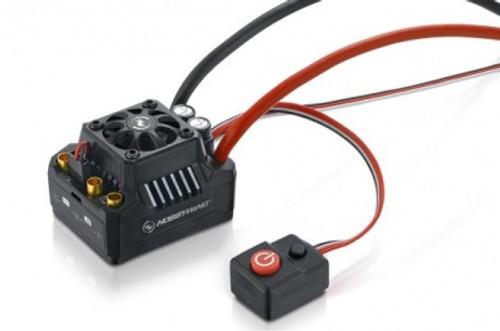 MAX10 SCT 120amp 2-4s Sensorless Brushless ESC HW30102601