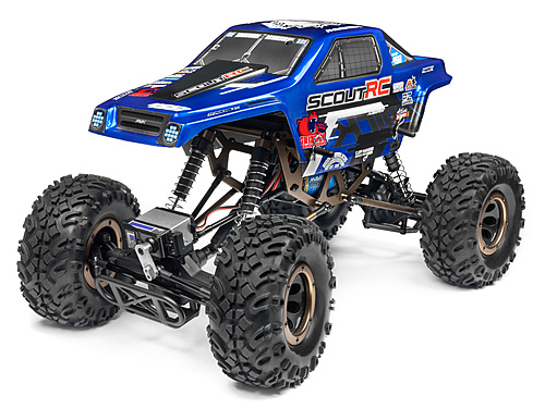 Scout 4WD Electric Rock Crawler 1/10 MV12505