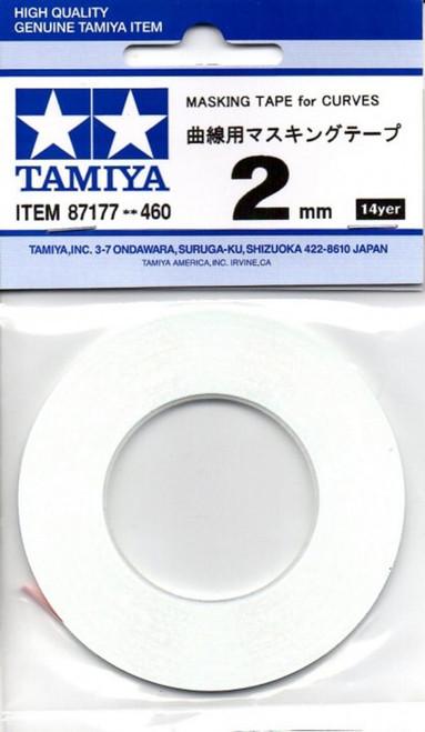 Masking Tape for Curves 2mm T87177