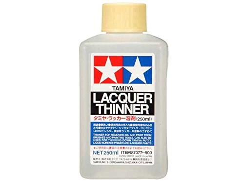 Lacquer Thinner 250ml T87077