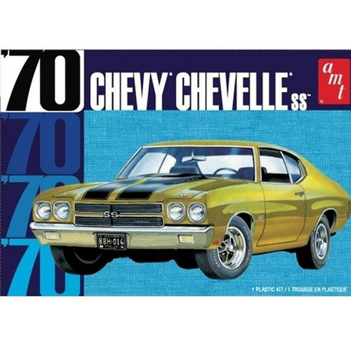 1970 Chevy Chevelle SS 1/25 AMT1143