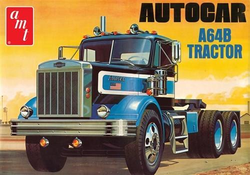 1:25 Autocar A64B Semi Tractor AMT1099