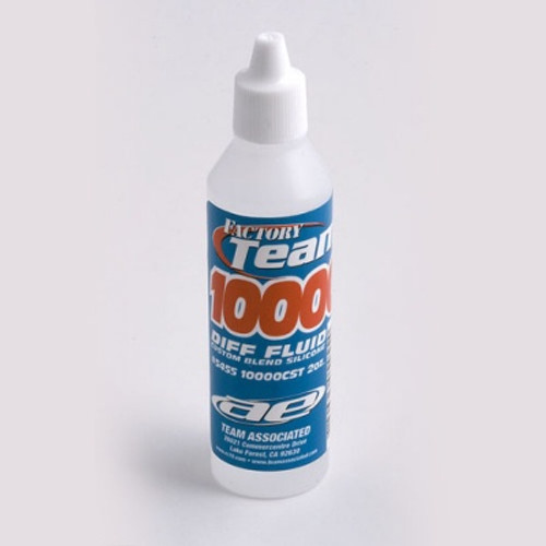 Silicone Diff Fluid 10000cst ASS5455