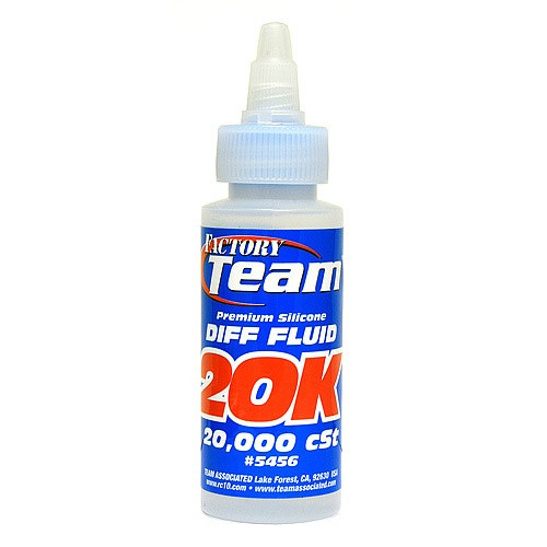 Silicone Diff Fluid 20000cst ASS5456