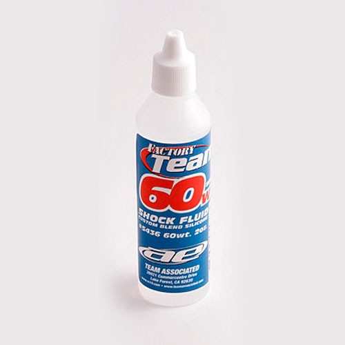Silicone Shock Oil 60 Weight ASS5436