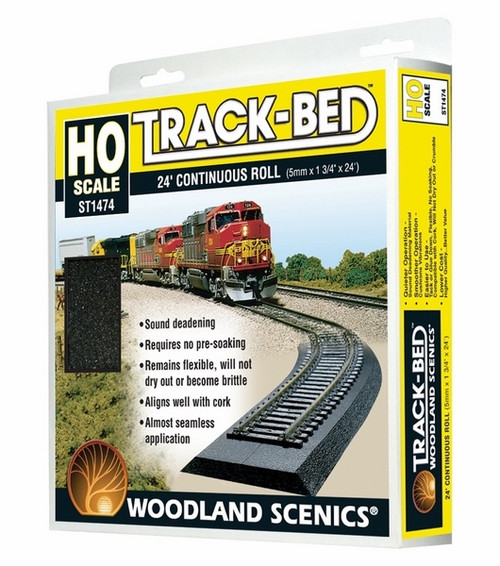 Track-Bed™ Roll - HO Scale ST1474