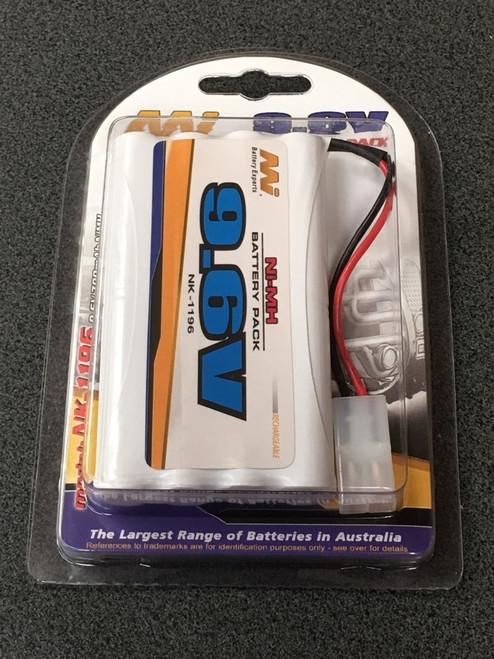 R/C 9.6v Hobby Battery 700MAh