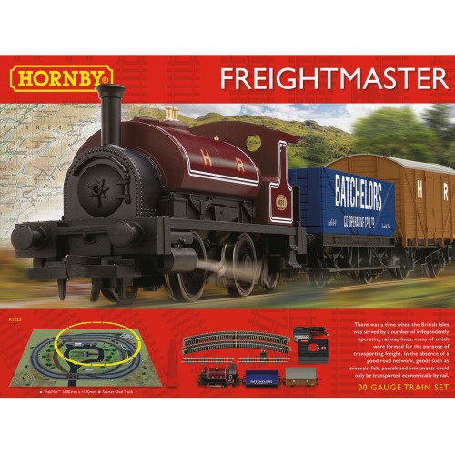 Hornby Freight Master Train Set