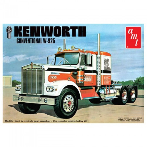 Kenworth Conventional W-925 1/25 AMT1021
