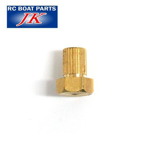 Brass Insert 6.0mm x 1.0 JK-BI207