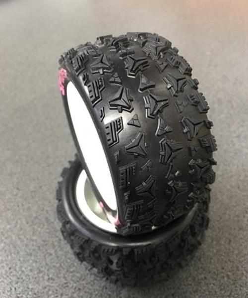 E-Spider 1/10 Buggy Rear Tyre LT3200SWKR