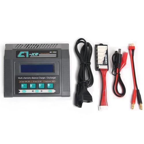 EV Peak Charger Multi 100w 10amp LCD 240V- DC12V C1-XR