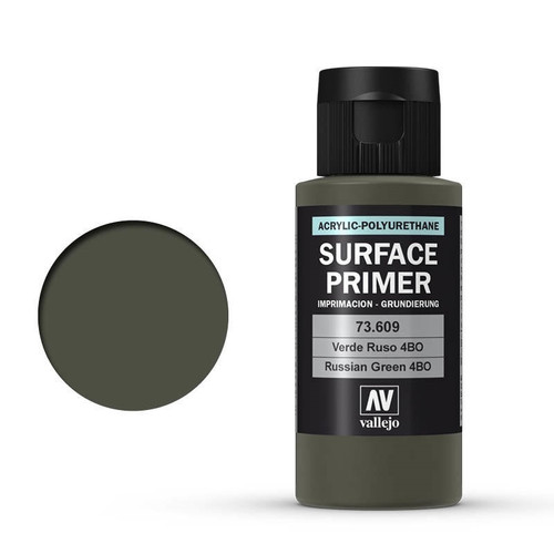 Surface Primer Russian Green 4BO 60ml AV73609