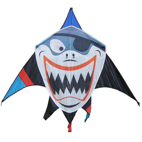Kite Shark Pirate 1.36mtr Single Line HW-HDA-35