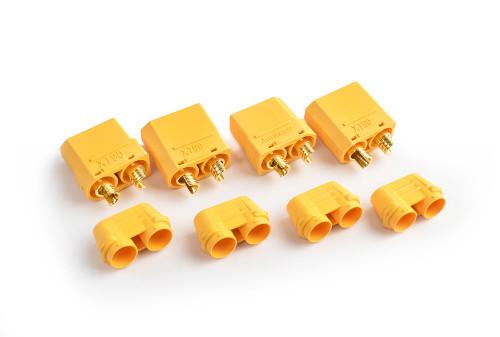XT-90 Plug(Male&Female) 2 Pairs/Bag TRC-0105B