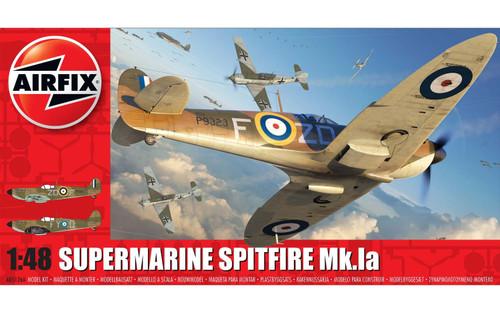 1/48 Supermarine Spitfire Mk.IA 05126A