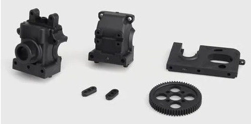 Diff Geabox, Mount, Spur Gear HBX-680-P004