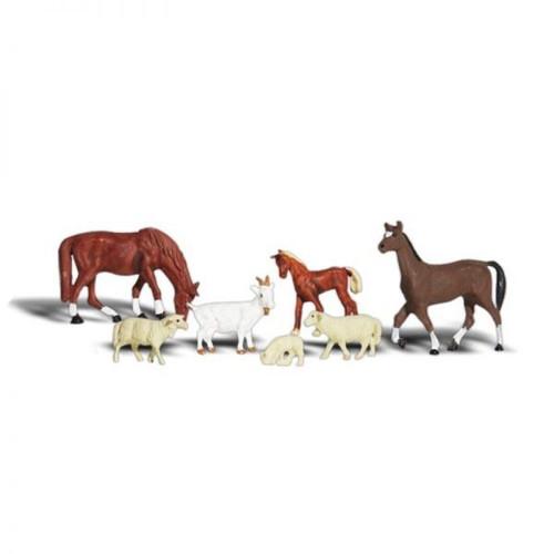 Livestock, HO Scale A1844
