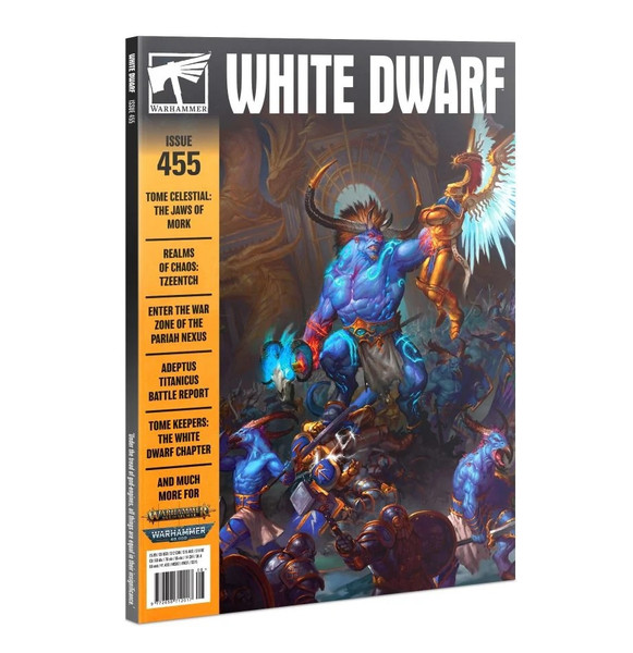 White Dwarf Issue 455