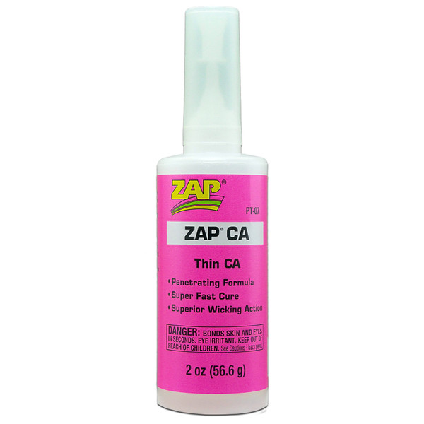 ZAP CA 2oz Pink PT07