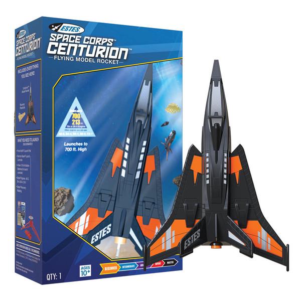 Space Corps Centurion (Rocket Only) Beginner Model Rocket Kit  EST-7291