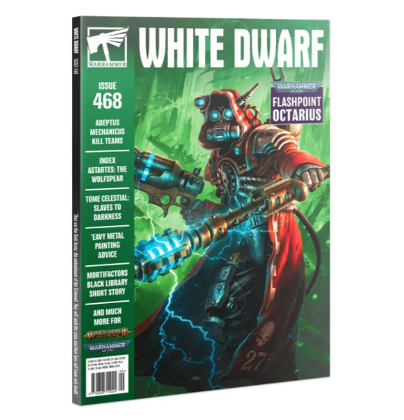 White Dwarf 468 (September 2021)