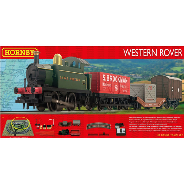 Western Rover Train Set R1211