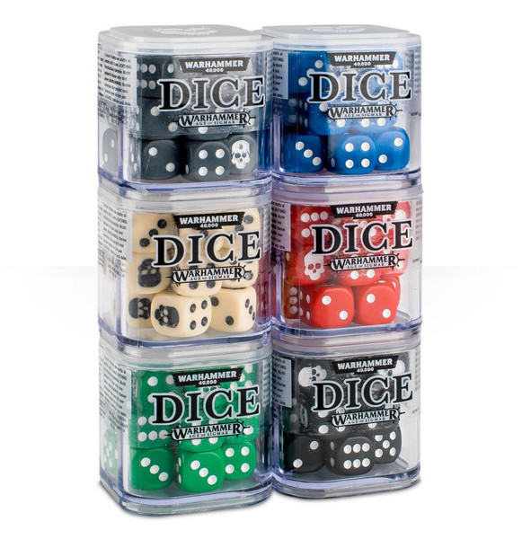 Dice Cube  65-36
