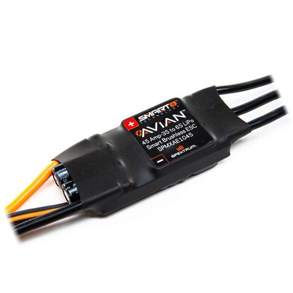 Spektrum Avian 45A Brushless Smart ESC SPMXAE1045