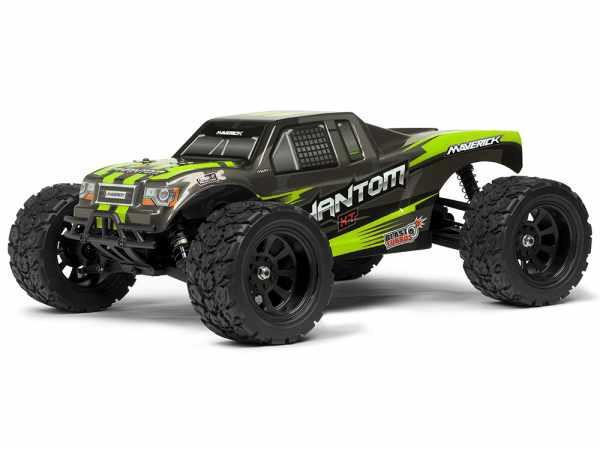 Phantom XT 1/10 Brushed Electric Monster Truck MV150000