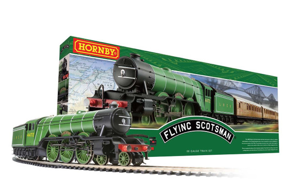 Flying Scotsman Train Set R1255M