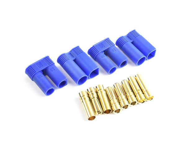 EC5 5mm Plug(Male&Female) 2pairs/bag TRC-0119A