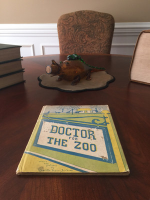 Doctor for the Zoo by Charlotte Mason Dixon