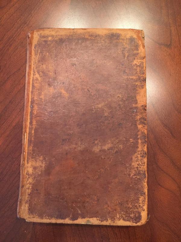 """""""Politique d'Aristote"""" V. III, 1803, Possibly Royal Copy"""