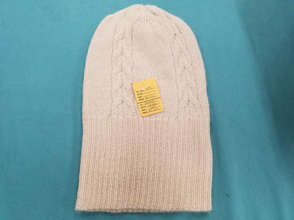 Ladies Cable Knit Alpaca Hat