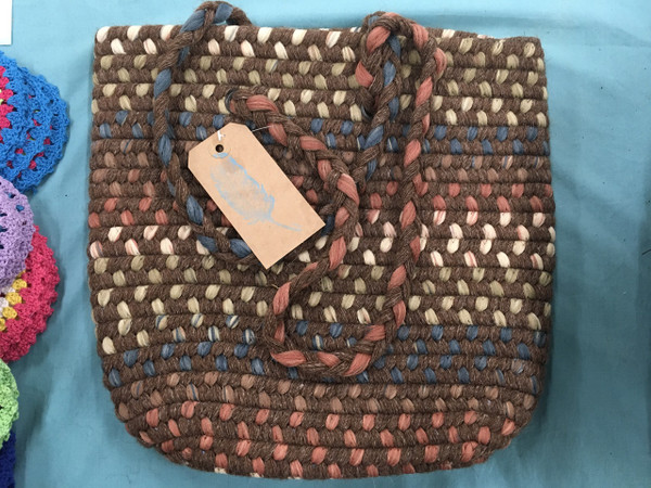 Ladies Alpaca Handbag