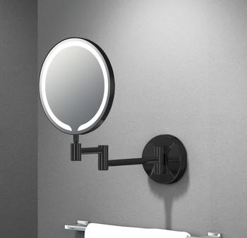 Austin Round LED Make Up Mirror
