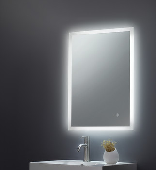 Colorado Square LED Bluetooth Touch Mirror