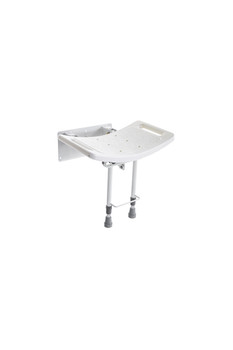 Wall Mounted Shower Seat Hinged