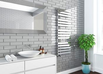 Brooklyn Chrome Towel Warmer