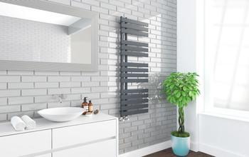 Brooklyn Grey Towel Warmer