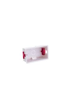 2 Gang 45mm Dry Line Box