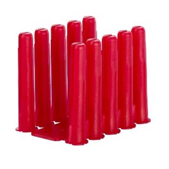 Wall Plugs RED  Thorsman (GSW) (100)