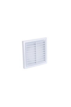 Extractor Fan Fixed Grill c/w Flyscreen